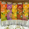 King Bar 800 Puff Disposable electronic cigarette 10psc box